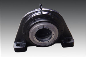 One-piece Plummer Block Housings
