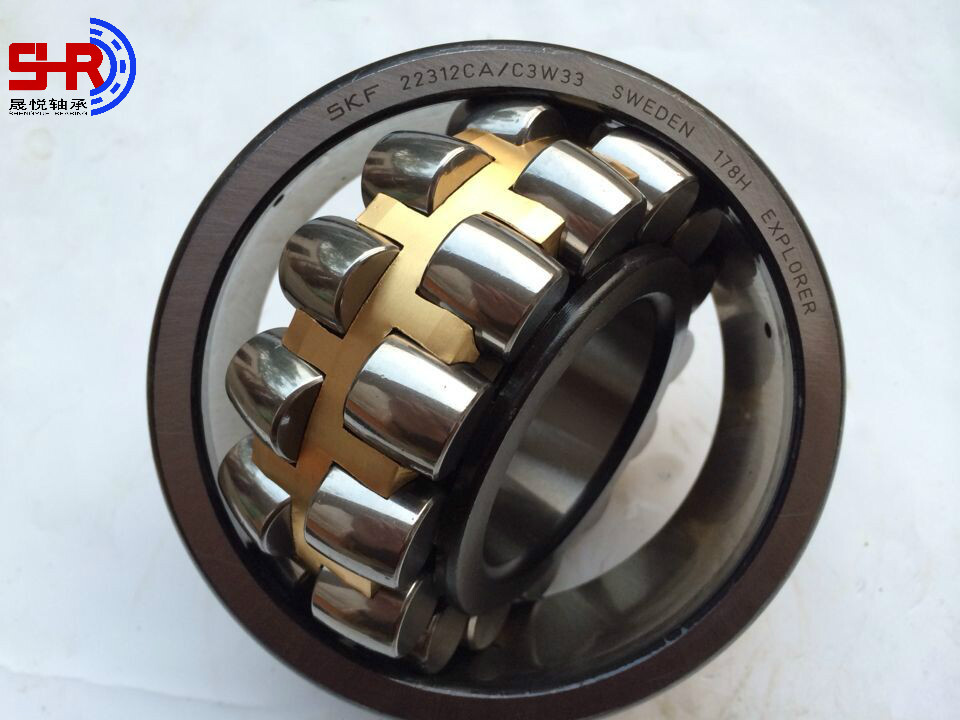 SKF 22312CA/C3W33 Spherical Roller Bearing with High Quality